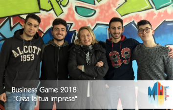 Business Game 2018